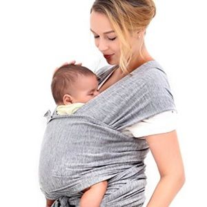 Solly Baby Wrap Accessories Heather Gray Poshmark